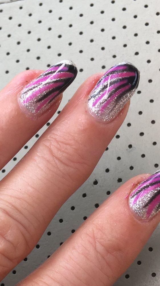 Barbi Nails: 24 E Main St, Babylon, NY