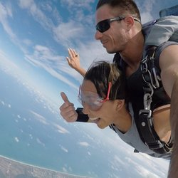Skydiving In Cocoa Beach