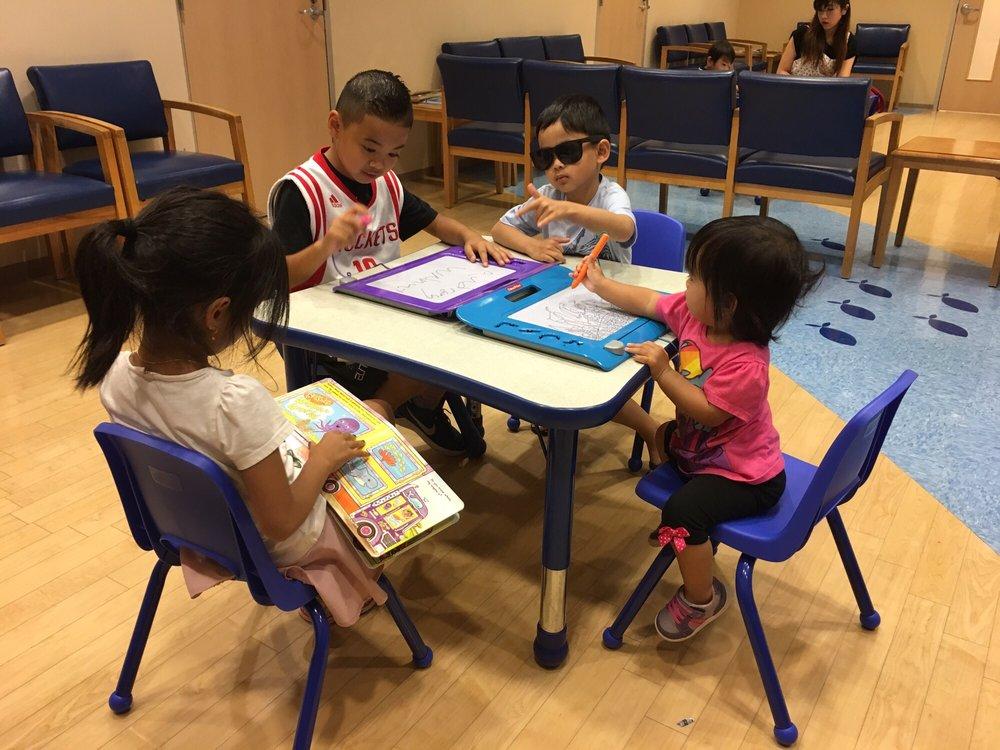 Blue fish pediatrics 20 reviews paediatricians 915 for Blue fish pediatrics memorial