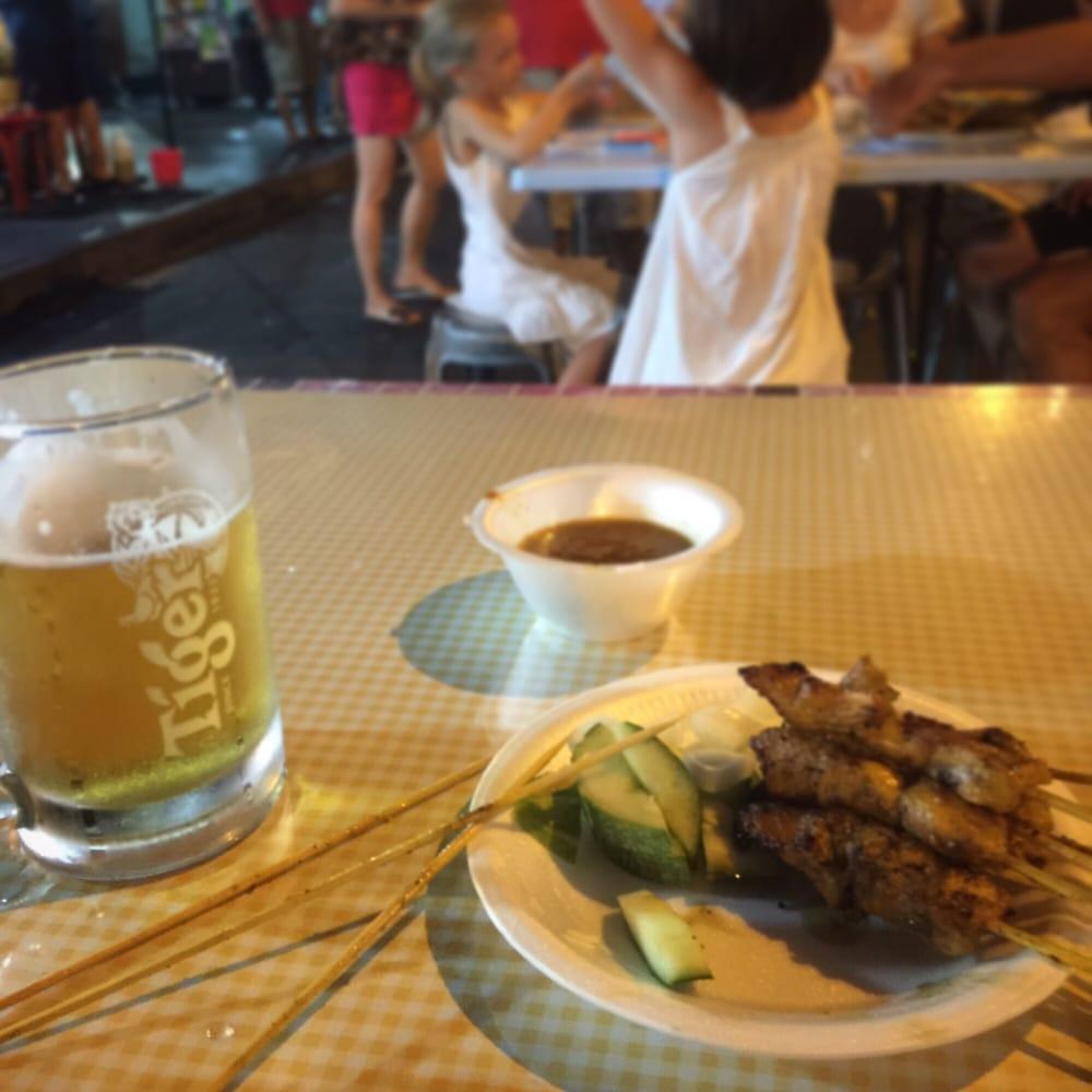 Boon Tat Street Food