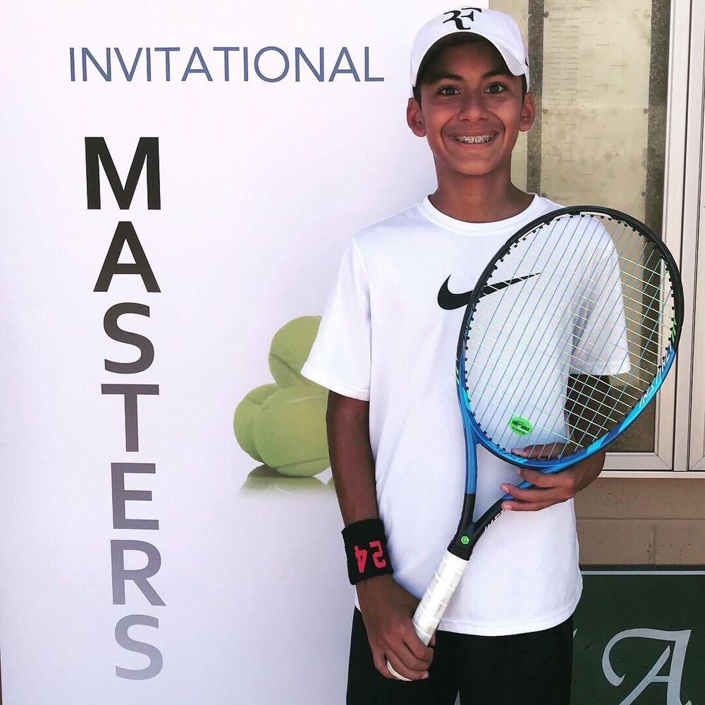 First Serve Tennis