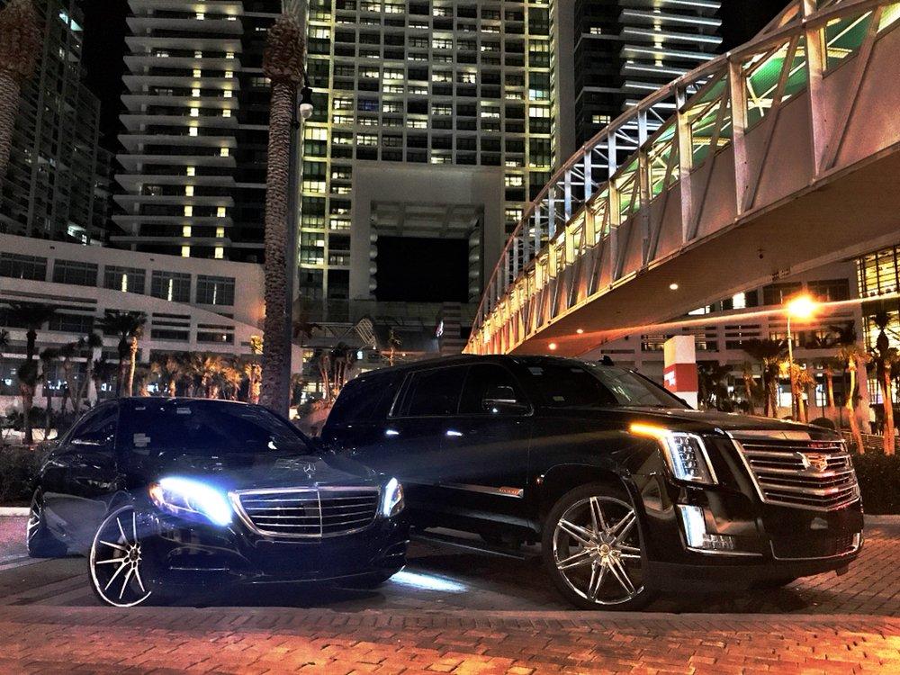 Premier Miami Limo: 480 NE 30th St, Miami, FL