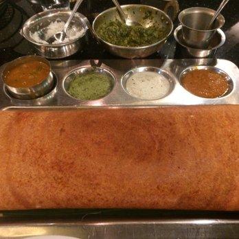 Chennai Cafe Frisco Menu