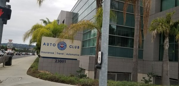 Aaa Auto Club Near Me >> Aaa Automobile Club Of Southern California 23001 Hawthorne Blvd