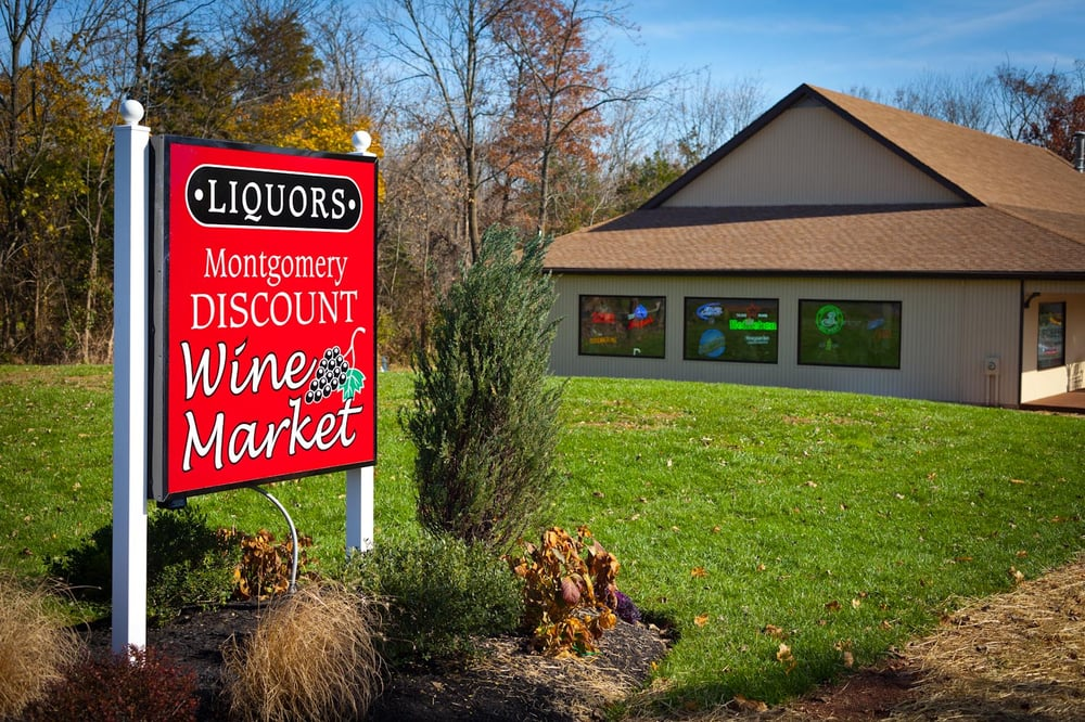 Montgomery Discount Wine Market: 2145 Rt 206, Belle Mead, NJ