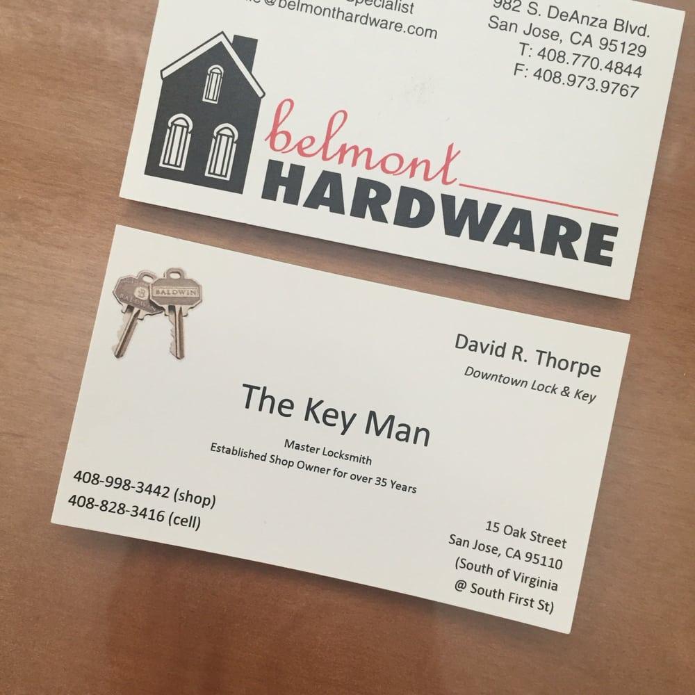 The Key Man - 40 Reviews - Keys & Locksmiths - 15 Oak St ...