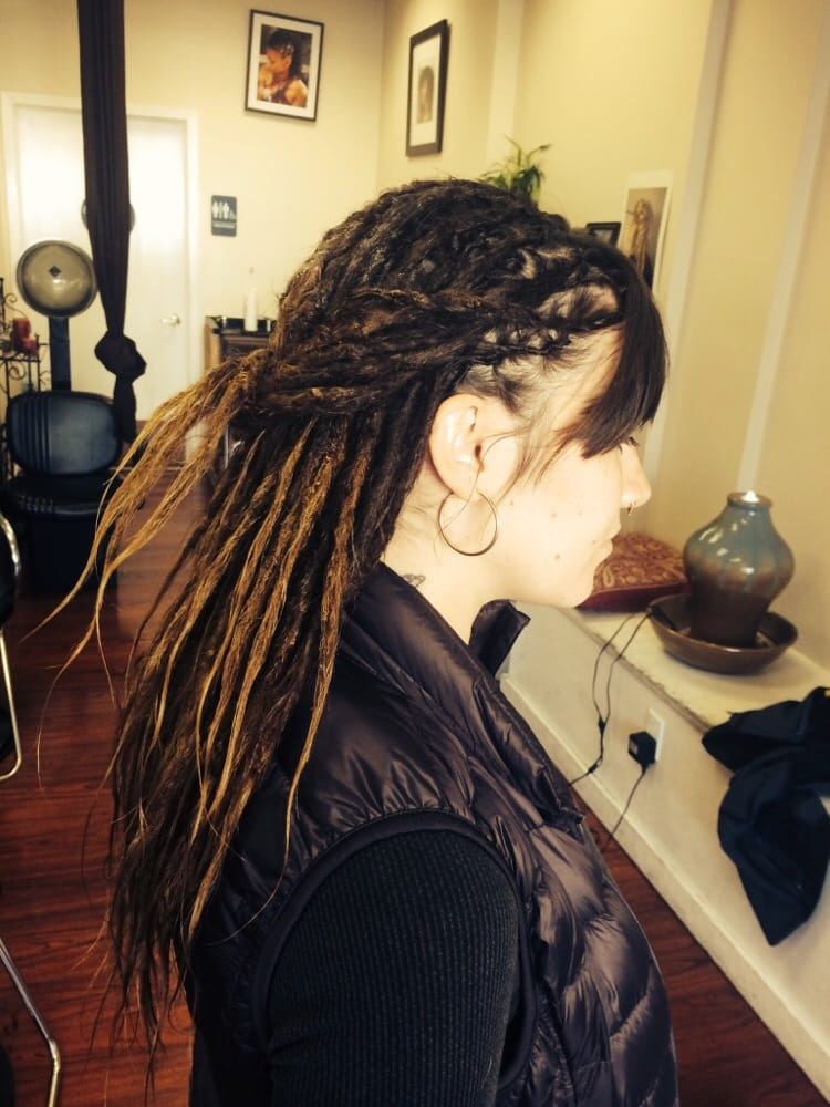 Hair salon for dreadlocks in clearwater fl after for 77 salon oakland