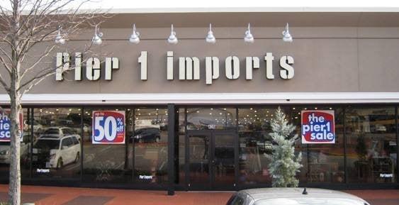 Pier 1 Imports Furniture Stores 436 Daniels St