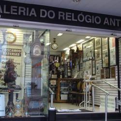 66ddb6bdb7e Galeria do Relógio Antigo - Relojoaria - R. Afonso Braz