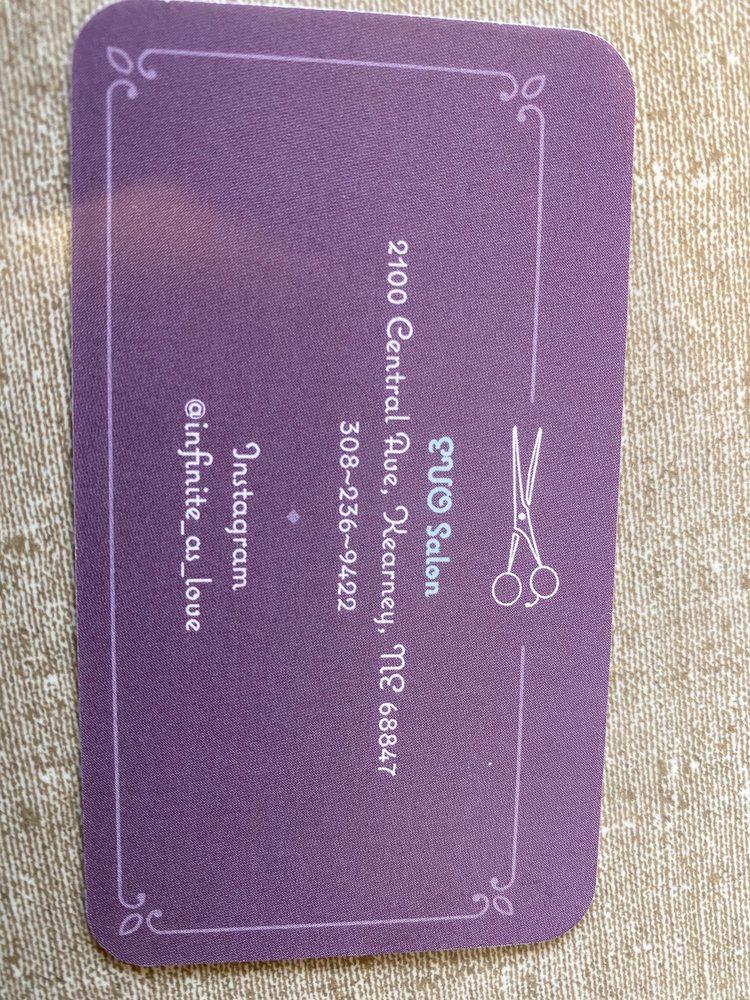 Evo Salon: 2100 Central Ave, Kearney, NE