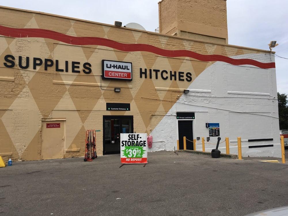 U-Haul Moving & Storage at Gilbert Ave: 2320 Gilbert Ave, Cincinnati, OH