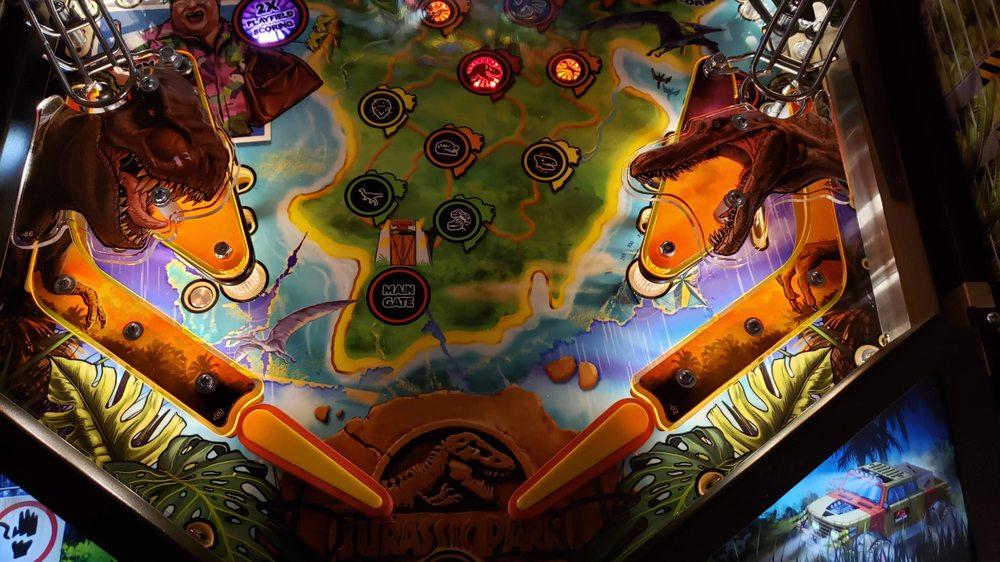 Hemispheres Amusements: 215 Industrial Dr, Hampshire, IL