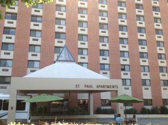 St Paul Apartments In Macon Ga