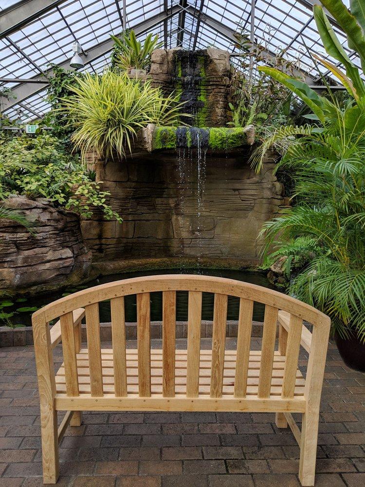Garfield Park Conservatory and Sunken Gardens