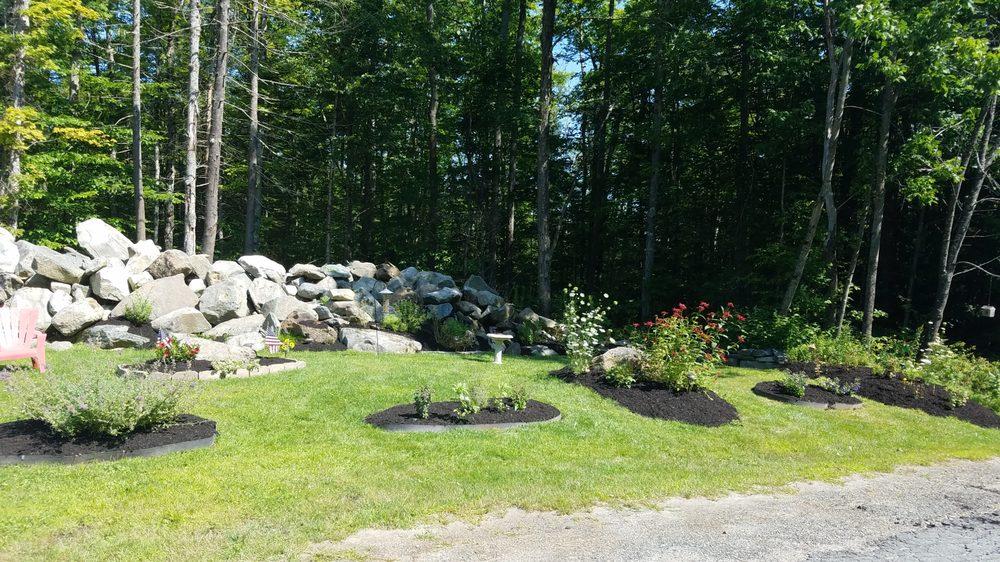 Dalton Mountain Landscaping: 41 Whitefield Rd, Dalton, NH