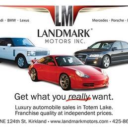 Photos For Landmark Motors Inc Yelp