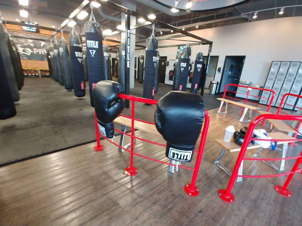 TITLE Boxing Club: 43810 Central Station Drive, Ashburn, VA