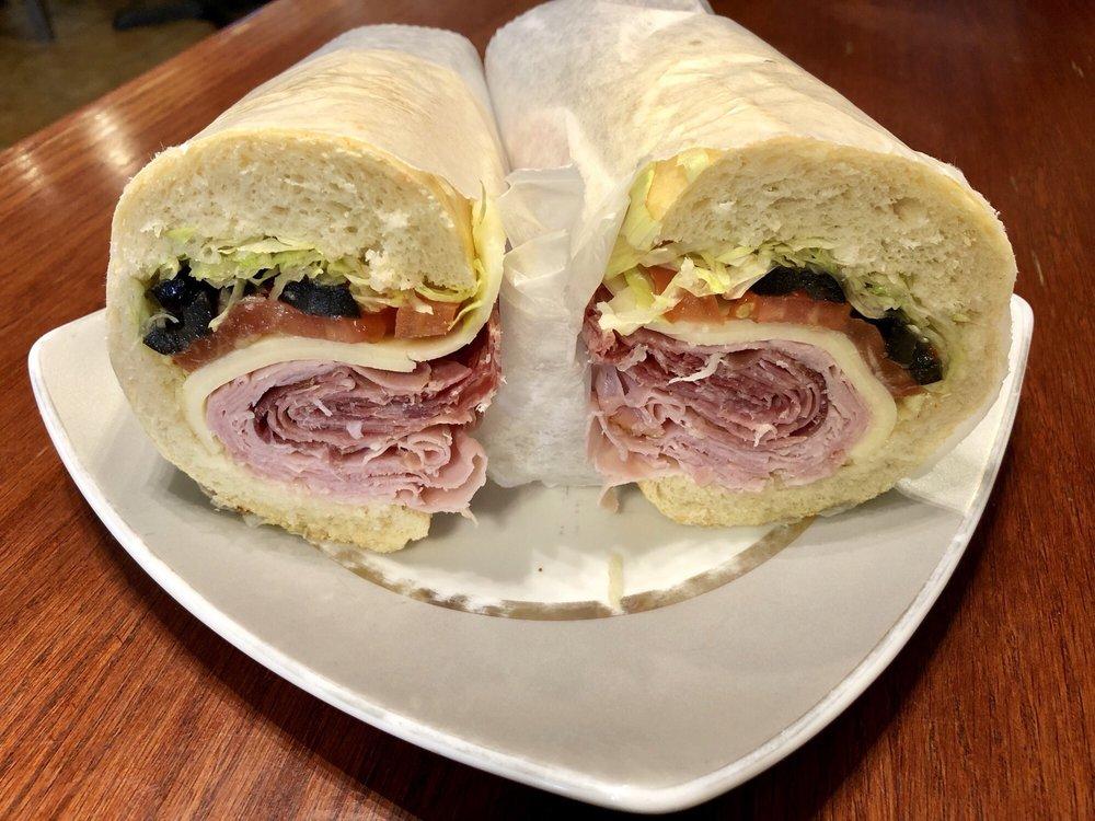 New York Italian Deli: 13700 Old Brandywine Rd, Brandywine, MD