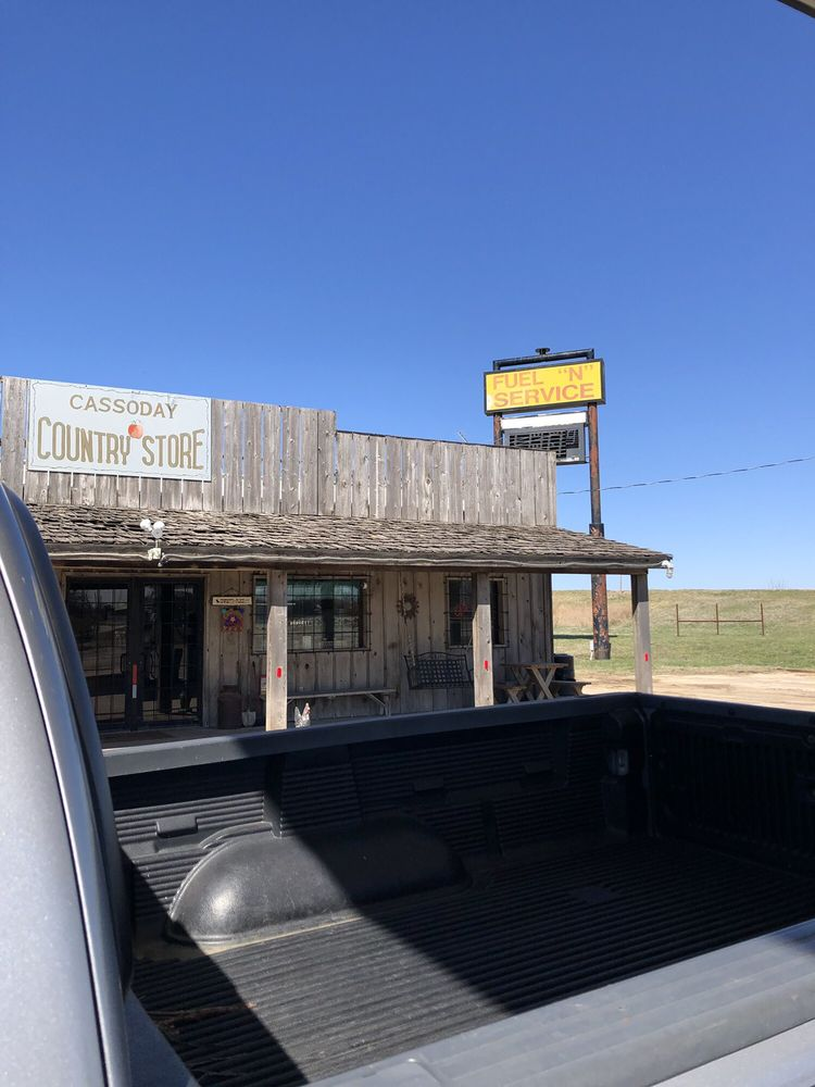 Cassoday Country Store: 15133 NE State Road 177, Cassoday, KS