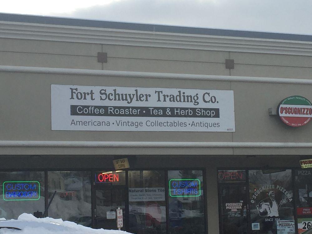 Fort Schuyler Trading Co: 50 Auert Ave, Utica, NY