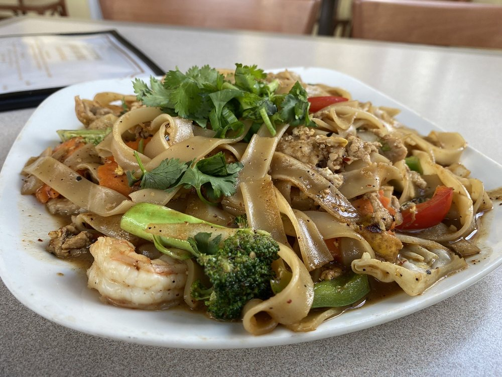 Food from Thai Bistro