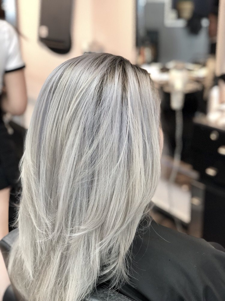 Hair Color And Keratin Treatment By Linh Yelp
