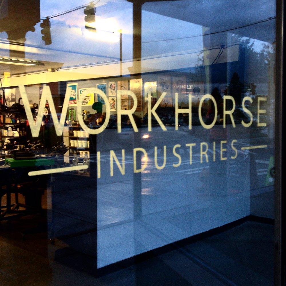 Workhorse Ind.