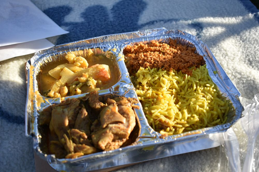 Curry Food Truck Tucson