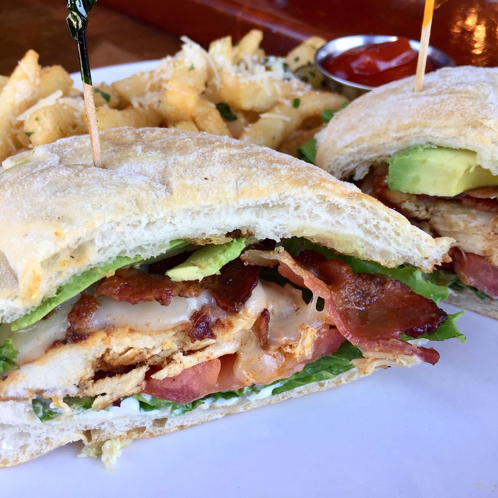 Melville Tavern: 484 Washington St, Monterey, CA