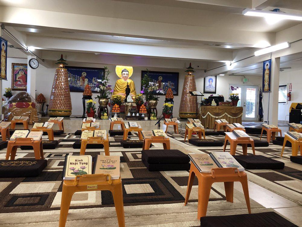 Tam Nguyen Temple: 84115 Indio Blvd, Indio, CA