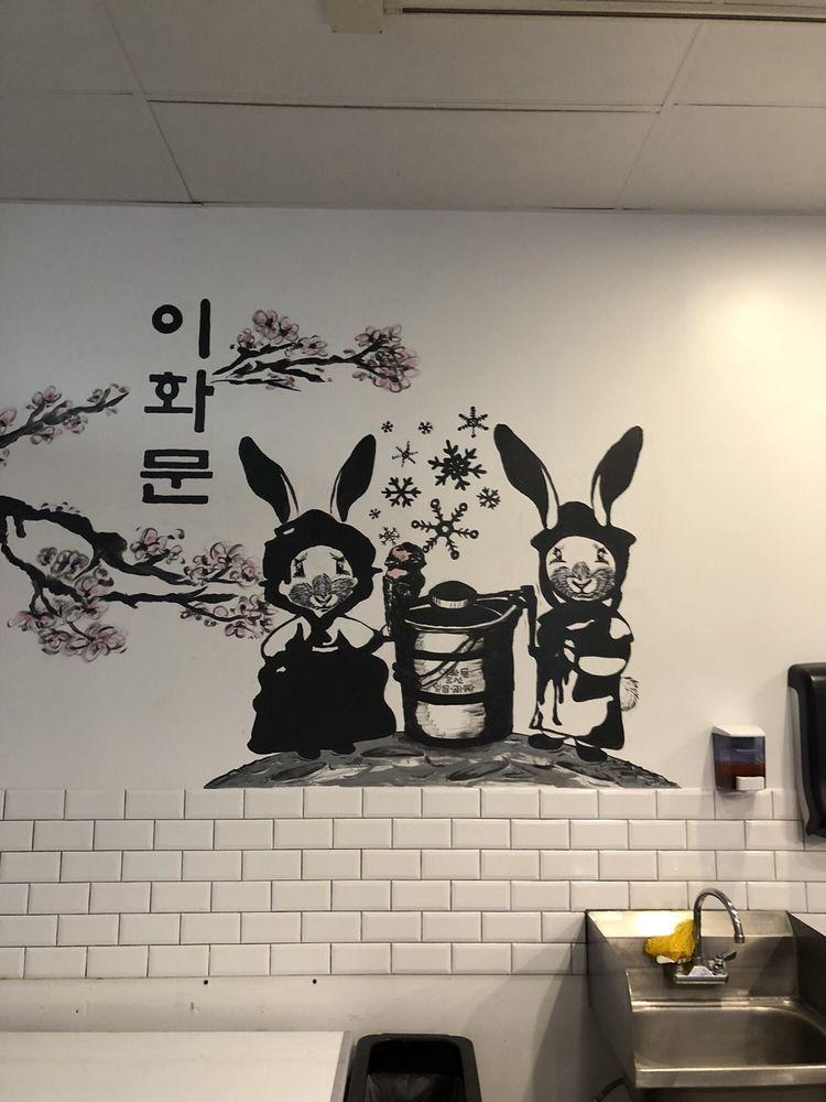Korean wall art - Yelp
