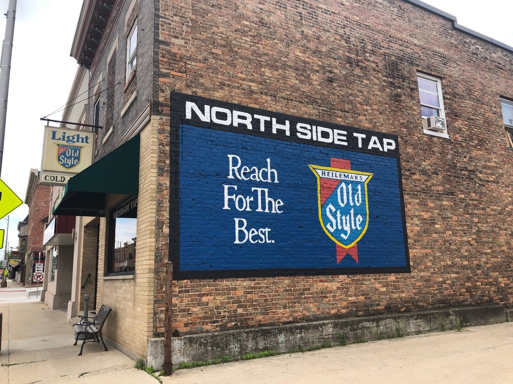 Northside Tap: 104 N State St, Marengo, IL