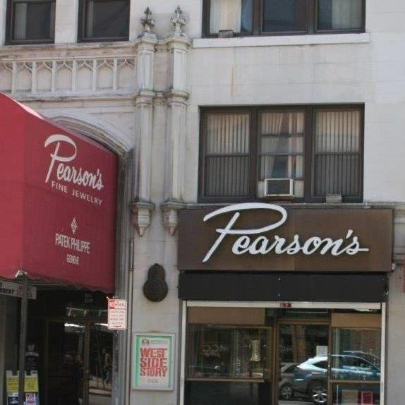 Pearson's Jewelry: 926 Elm St, Manchester, NH