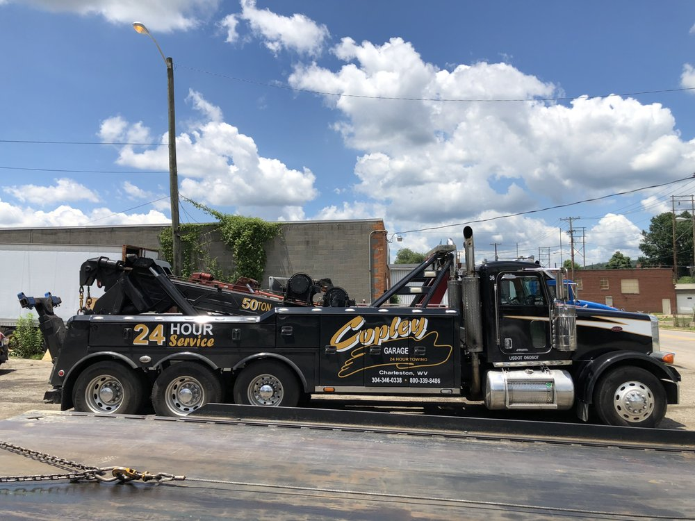 Towing business in Charleston, WV