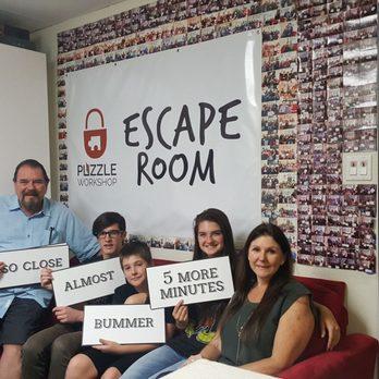 Puzzle Workshop Escape Room 92 Photos Amp 150 Reviews