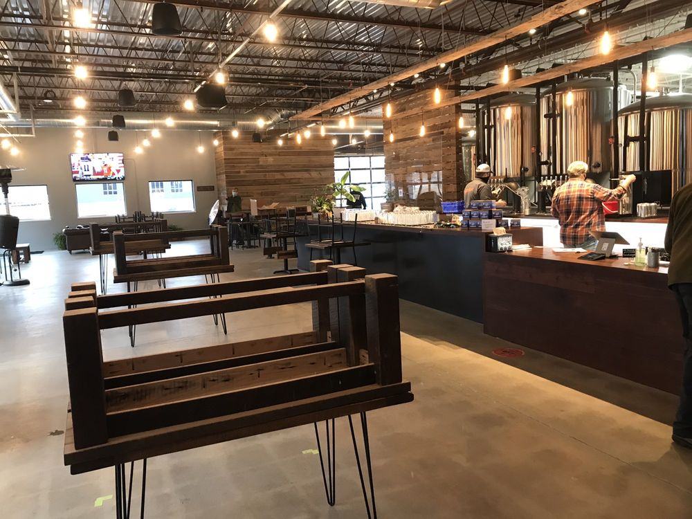 Luce Line Brewing: 12901 16th Ave N, Plymouth, MN