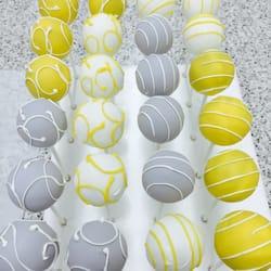 Tennis Ball Cake Pops Recipe