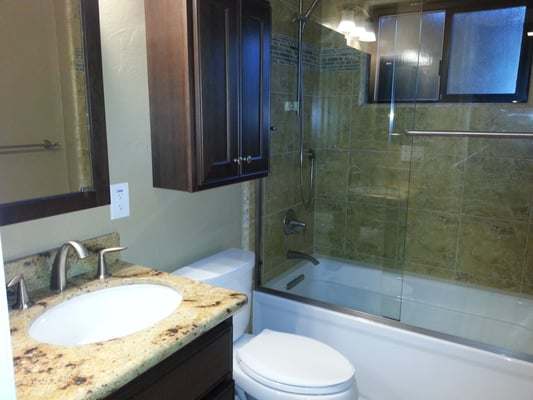 MCA Remodeling Ahern Ave Union City CA Remodeling Repairing - Bathroom remodel union city ca