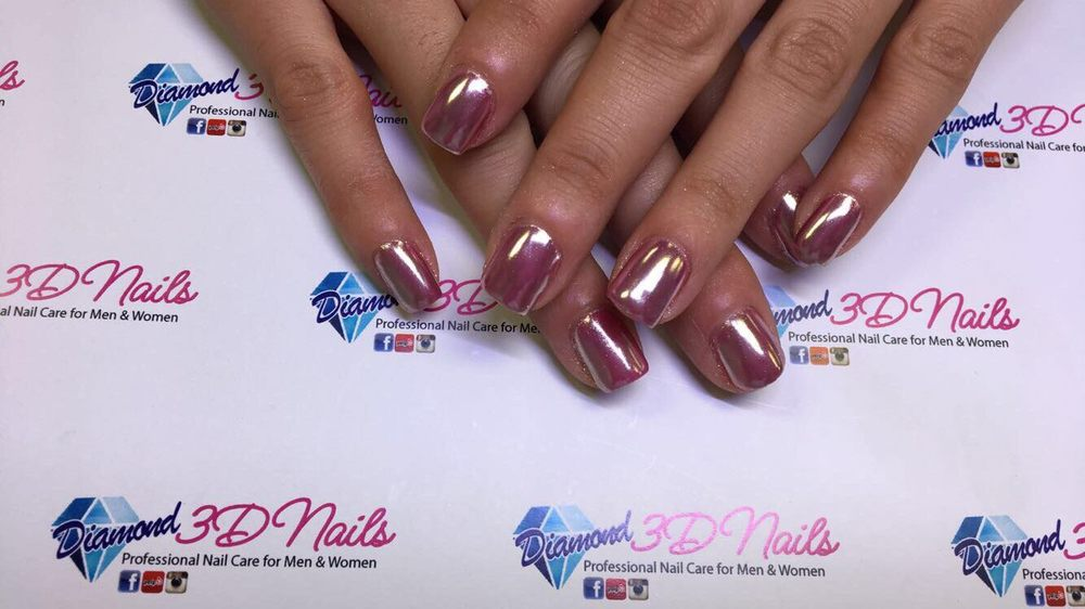 Photos for Diamond 3D Nails - Yelp