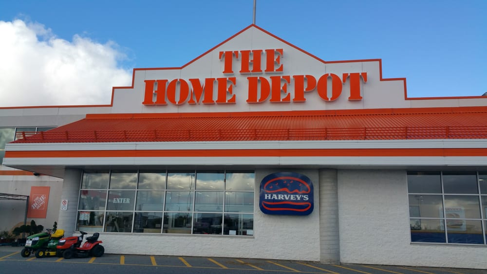 The home depot viveros y jardiner a 1500 marcus drive for Home depot jardineria