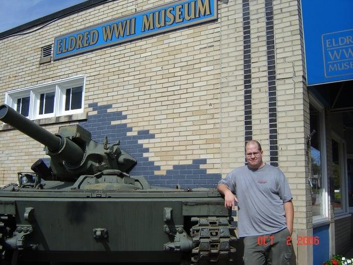 Eldred World War II Museum: 201 Main St, Eldred, PA