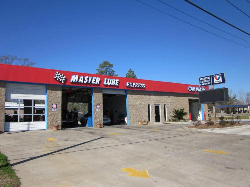 Master Lube Express & Car Wash: 812 Thomas Rd, West Monroe, LA