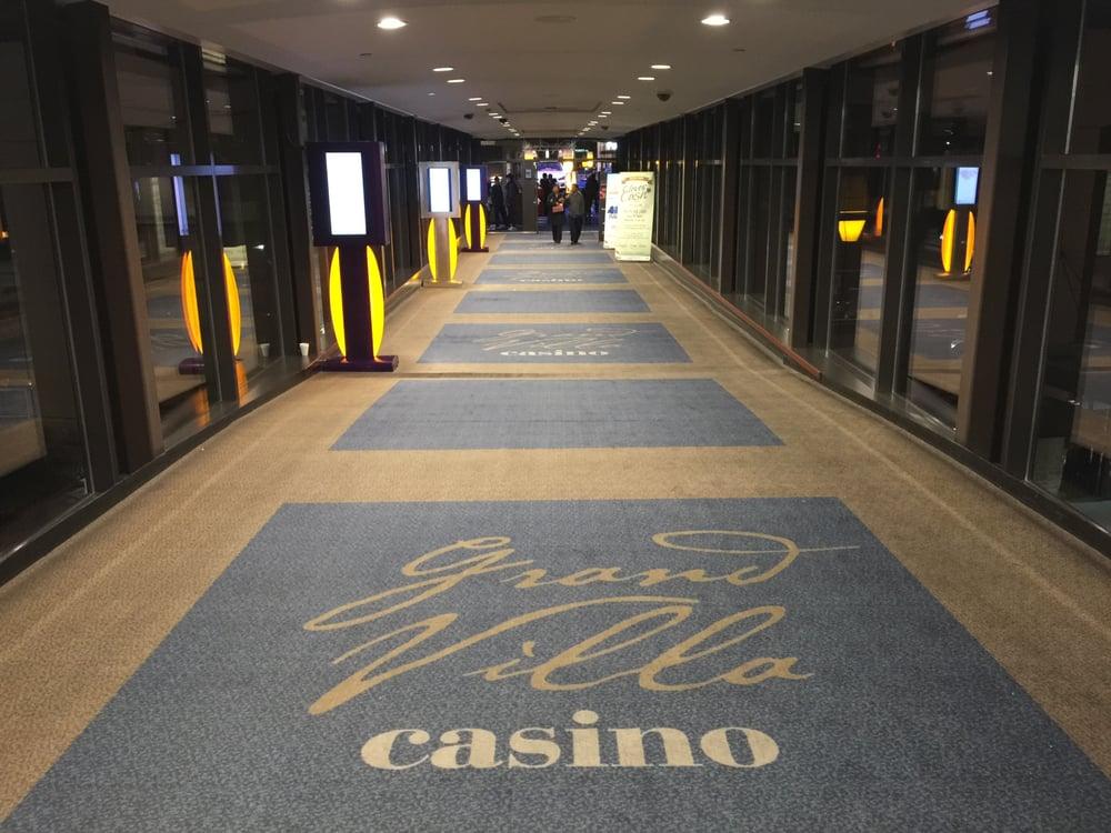 Grand Villa Casino Burnaby Bc