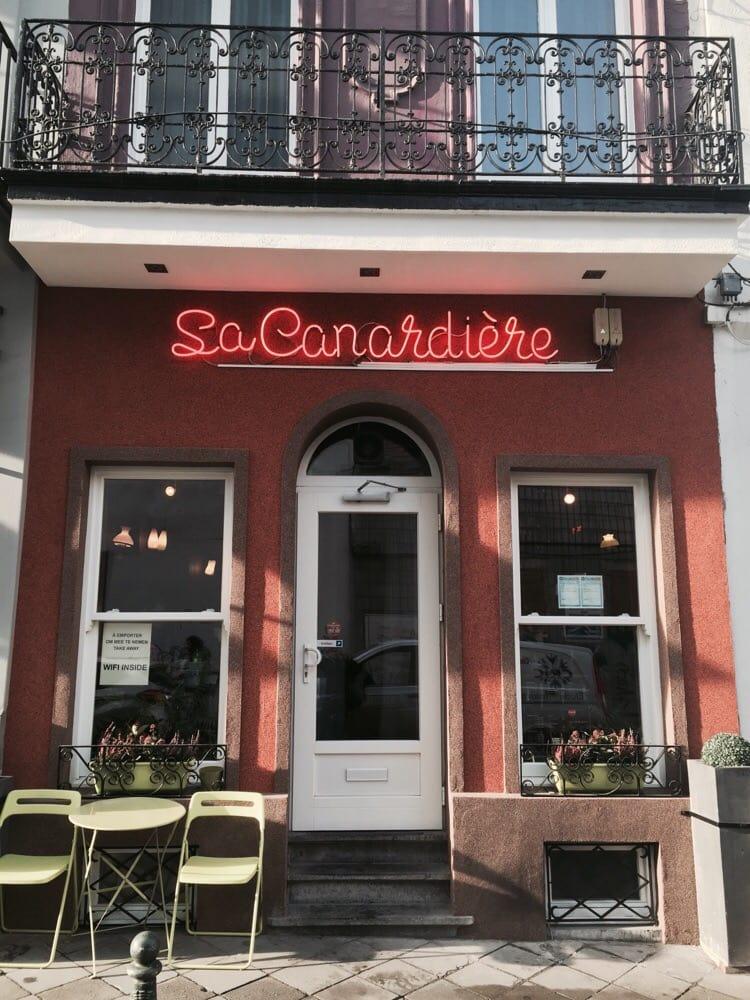 La canardi re 11 avis italien rue de stassart 17 for Restaurant italien 95