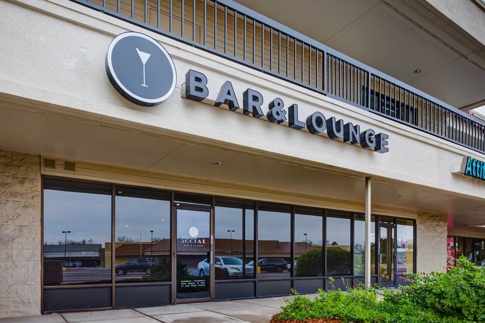 Social Bar & Lounge: 3625 West Bowles Ave, Littleton, CO