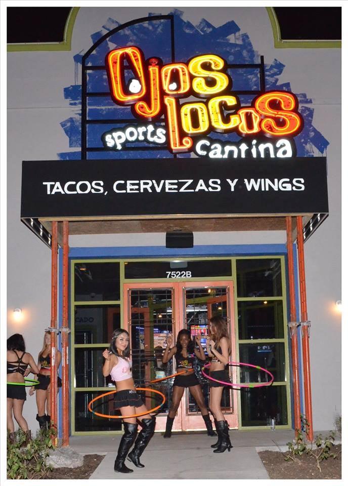 Ojos Locos Sports Cantina 46 Photos Amp 91 Reviews Fast