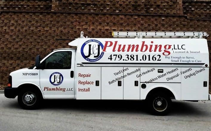 J & J Plumbing: 2708 Walker, Bentonville, AR