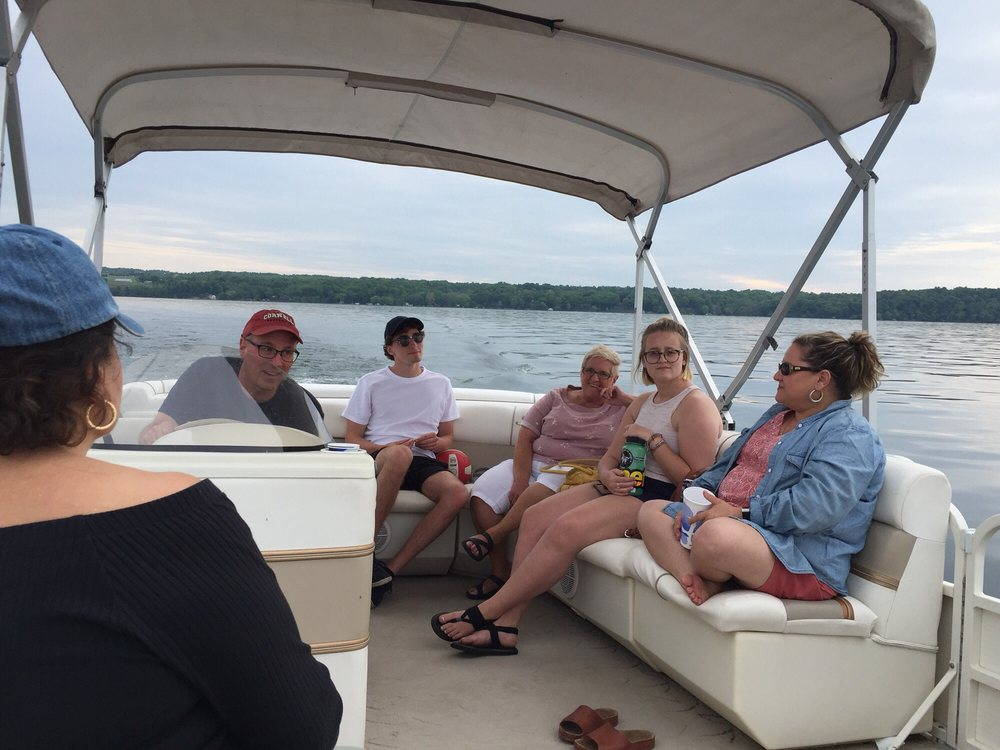 Social Spots from Finger Lakes Boat Rental