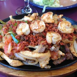 Photo Of Monterrey Mexican Restaurant Lynnville In United States Fajitas