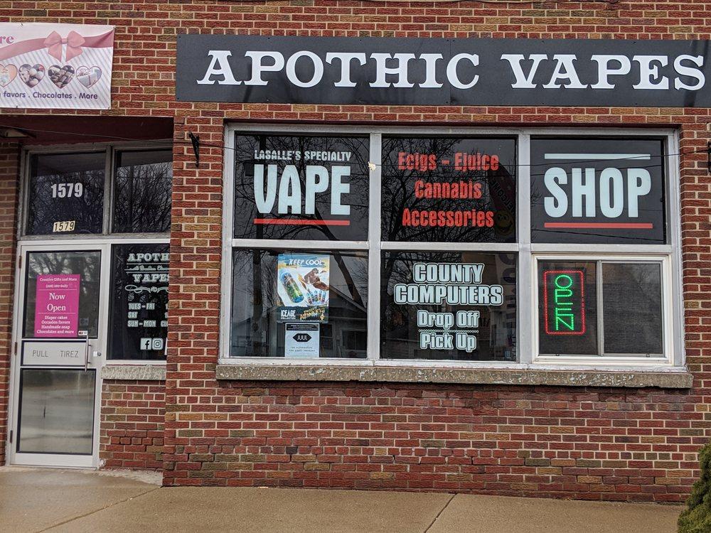 Apothic Vapes